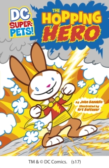 Hopping Hero, Paperback Book