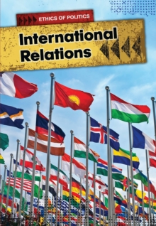International Relations, Paperback Book