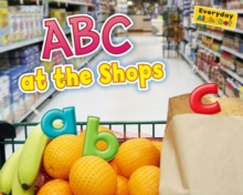 ABC at the Shops, Paperback Book
