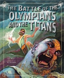 Battle of the Olympians and the Titans, Paperback Book