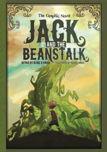 Jack and the Beanstalk : The Graphic Novel, Paperback Book