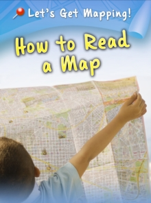 How to Read a Map, Hardback Book