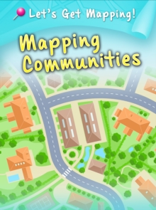 Mapping Communities, Hardback Book