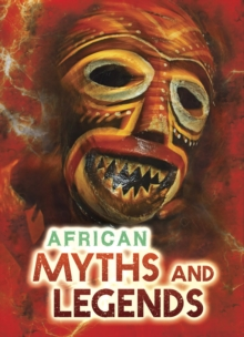 African Myths and Legends, Paperback Book