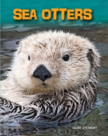Sea Otters, Paperback Book