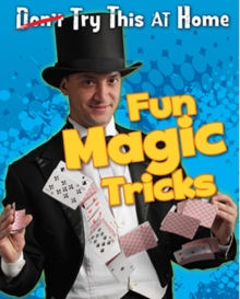 Fun Magic Tricks, Hardback Book