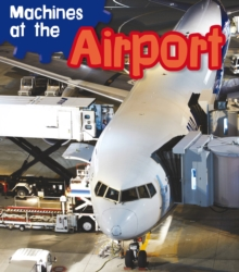 Machines at the Airport, Paperback Book