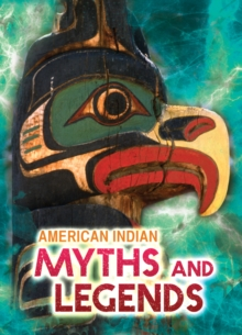 American Indian Stories and Legends, Paperback Book