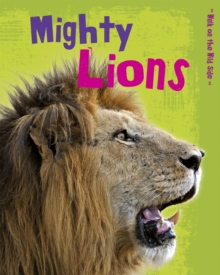Mighty Lions, Paperback Book
