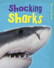 Shocking Sharks, Paperback Book