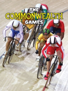 The Commonwealth Games, Hardback Book