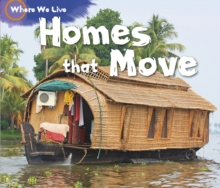 Homes That Move, Hardback Book