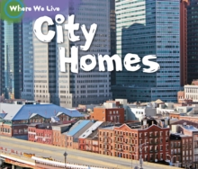 City Homes, Paperback Book