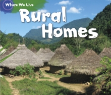 Rural Homes, Paperback Book