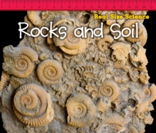 Rocks and Soil, Paperback Book