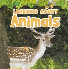 Learning About Animals, Paperback Book