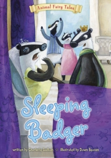 Sleeping Badger, Paperback Book