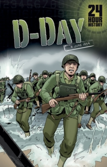 D-Day : 6 June 1944, Hardback Book