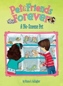 A No-Sneeze Pet, Paperback Book