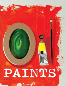 Oil Paints, Paperback Book