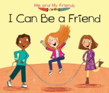 I Can be a Friend, Paperback Book