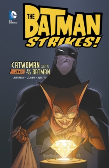 Catwoman Gets Busted by the Batman, Hardback Book