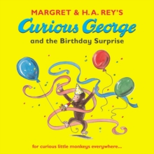 Curious George and the Birthday Surprise, Paperback Book