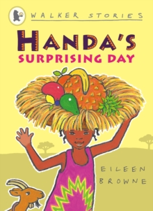 Handa's Surprising Day, Paperback Book