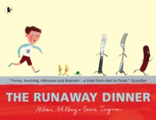 The Runaway Dinner, Paperback Book