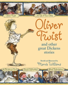 Oliver Twist and Other Great Dickens Stories, Paperback Book