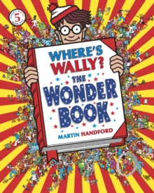 Where's Wally? The Wonder Book, Paperback Book