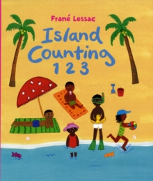 Island Counting 1 2 3, Board book Book
