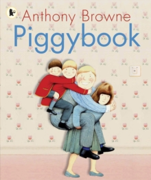 Piggybook, Paperback Book
