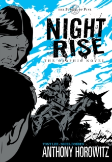 Power of Five: Nightrise - The Graphic Novel, Paperback Book