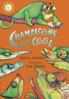 Chameleons Are Cool, Paperback Book