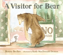 A Visitor for Bear, Paperback Book