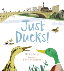 Just Ducks!, Hardback Book