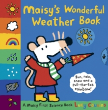 Maisy's Wonderful Weather Book, Hardback Book
