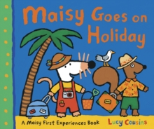 Maisy Goes on Holiday, Paperback Book