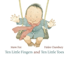 Ten Little Fingers and Ten Little Toes, Board book Book