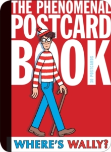 Where's Wally? The Phenomenal Postcard Book, Paperback Book