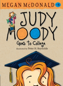 Judy Moody Goes to College, Paperback Book