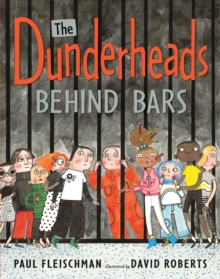 The Dunderheads Behind Bars, Hardback Book