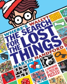 Where's Wally? The Search for the Lost Things, Paperback Book