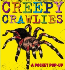 Creepy Crawlies: A Pocket Pop-Up, Hardback Book