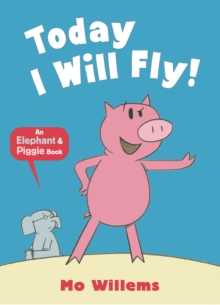 Today I Will Fly!, Paperback Book