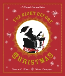Night Before Christmas, The, Hardback Book