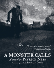 A Monster Calls, Paperback Book