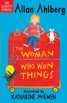 The Woman Who Won Things, Paperback Book