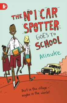 The No. 1 Car Spotter Goes to School, Paperback Book